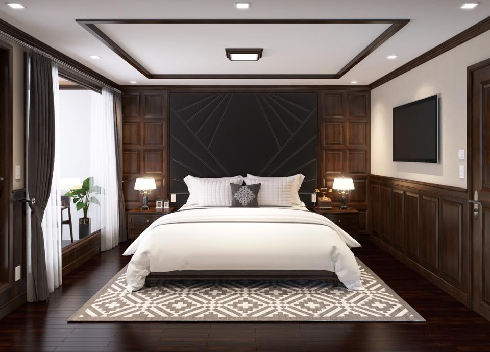Phòng Princess Suite Laregina Cruise