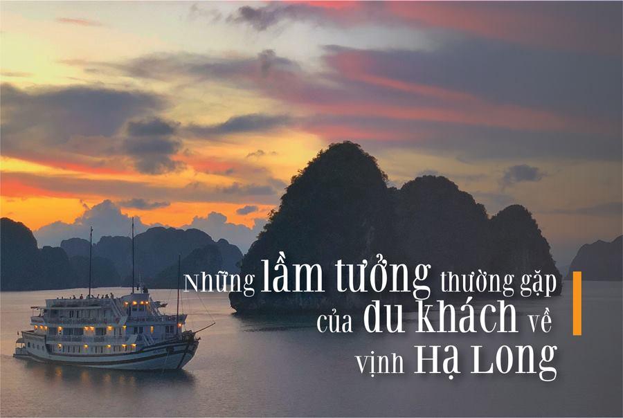 Lên du thuyền rồi có được đi đâu trên Vịnh nữa không?