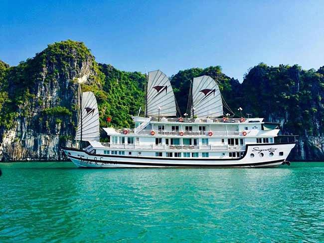 Du thuyền Signature Halong Cruise 5 sao